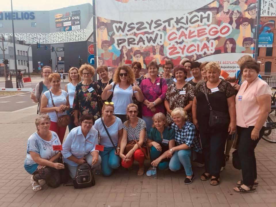 Z wizytą w Łodzi