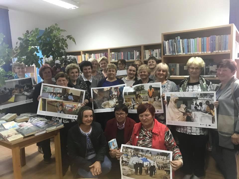Globalnie w bibliotekach