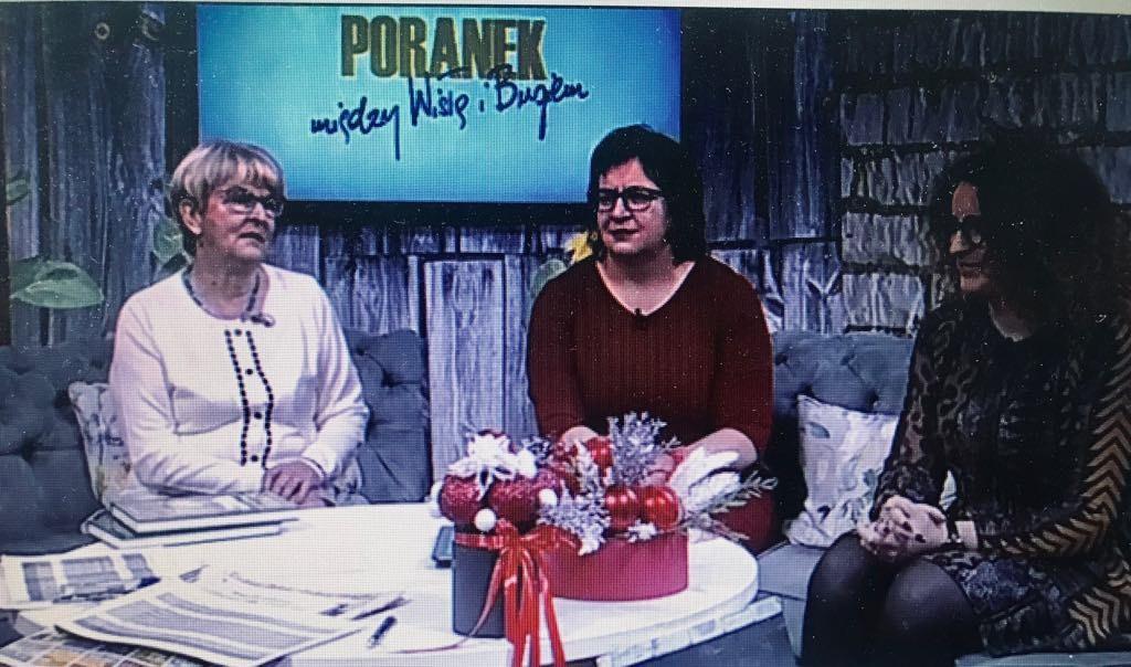 Z wizytą w TVP3 Lublin