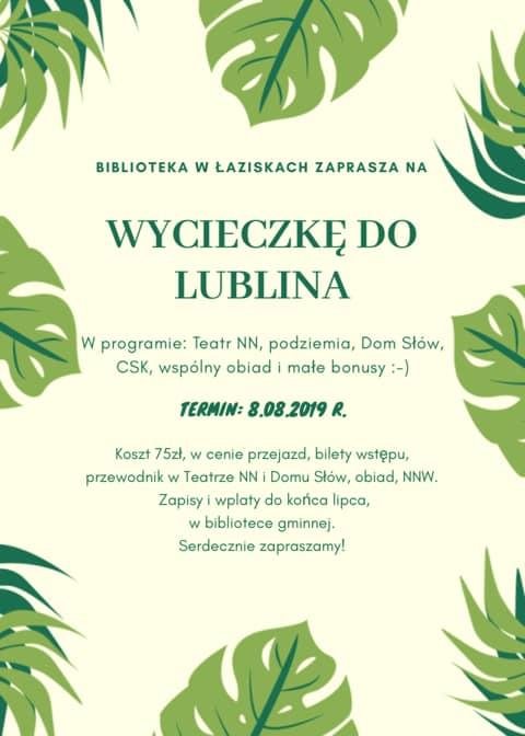 Zwiedź z nami Lublin