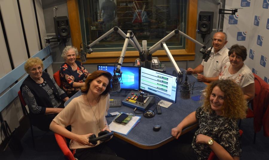 Audycja w Radio Lublin