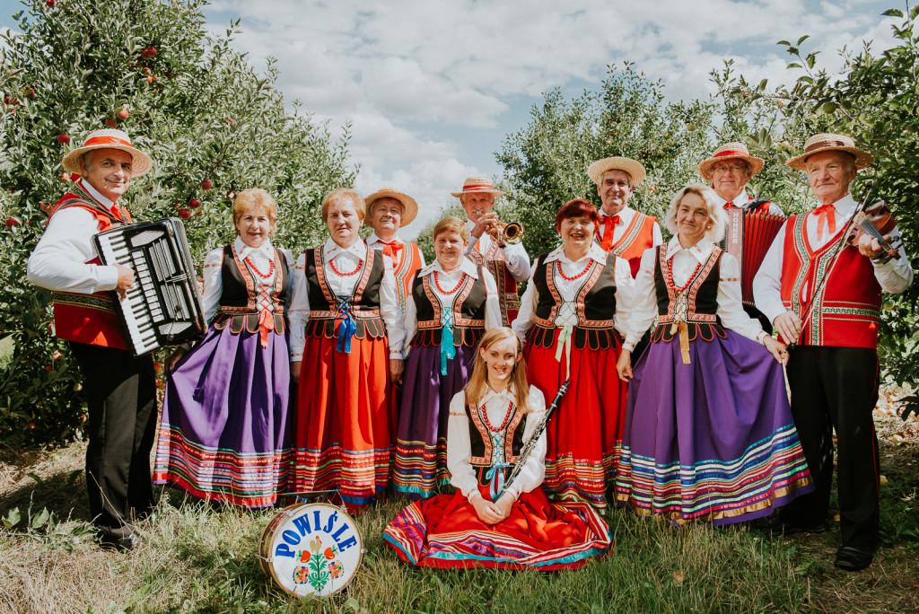Letnie występy zespołu Powiśle