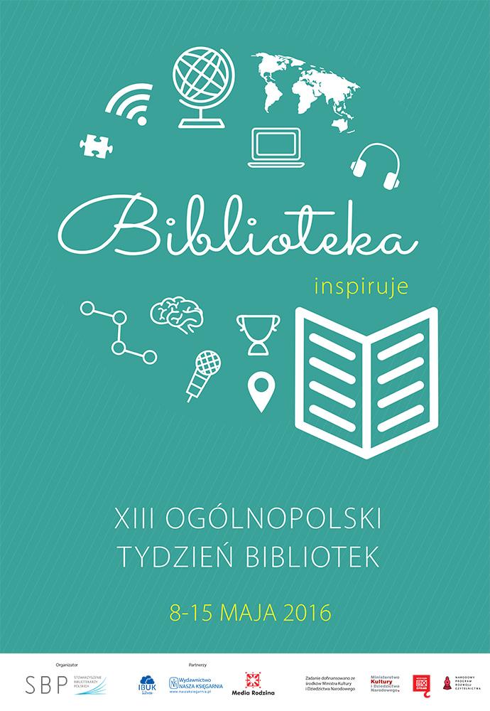 Tydzień Bibliotek w gminie Łaziska